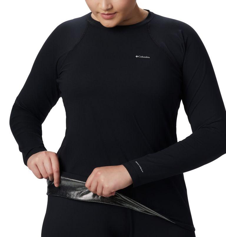 Women's Midweight Stretch Long Sleeve Shirt - Plus Size Women's Midweight Stretch Long Sleeve Shirt - Plus Size, a3