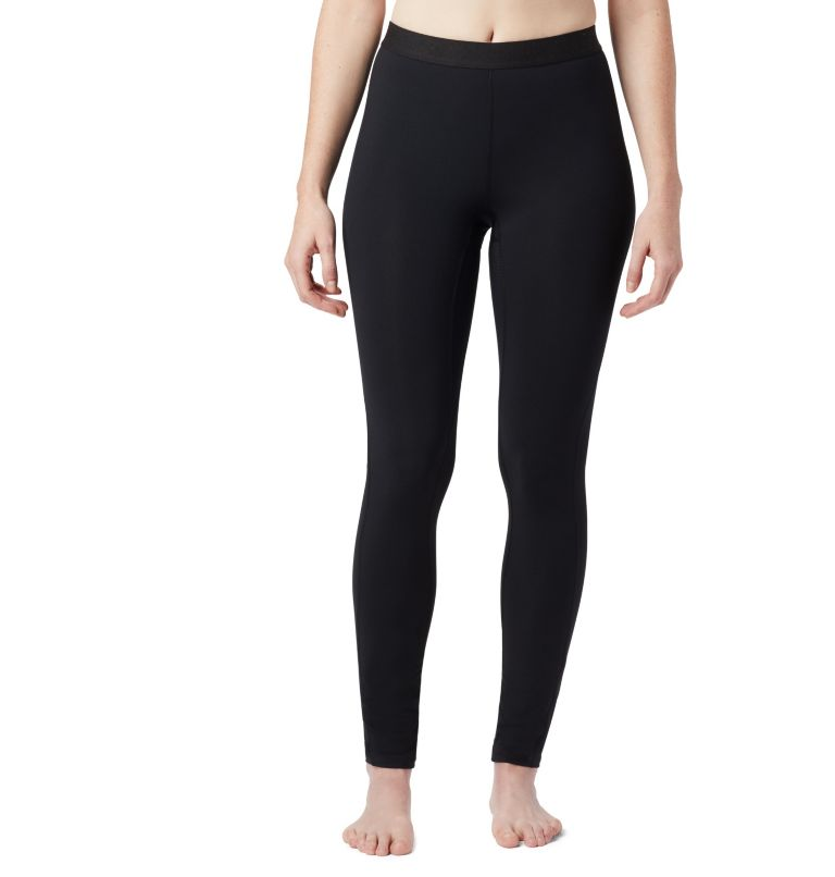 Women's Midweight Stretch Baselayer Tights Women's Midweight Stretch Baselayer Tights, front