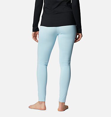 Women's Midweight Stretch Baselayer Tight Midweight Stretch Tight | 010 | L, Sky Blue, back