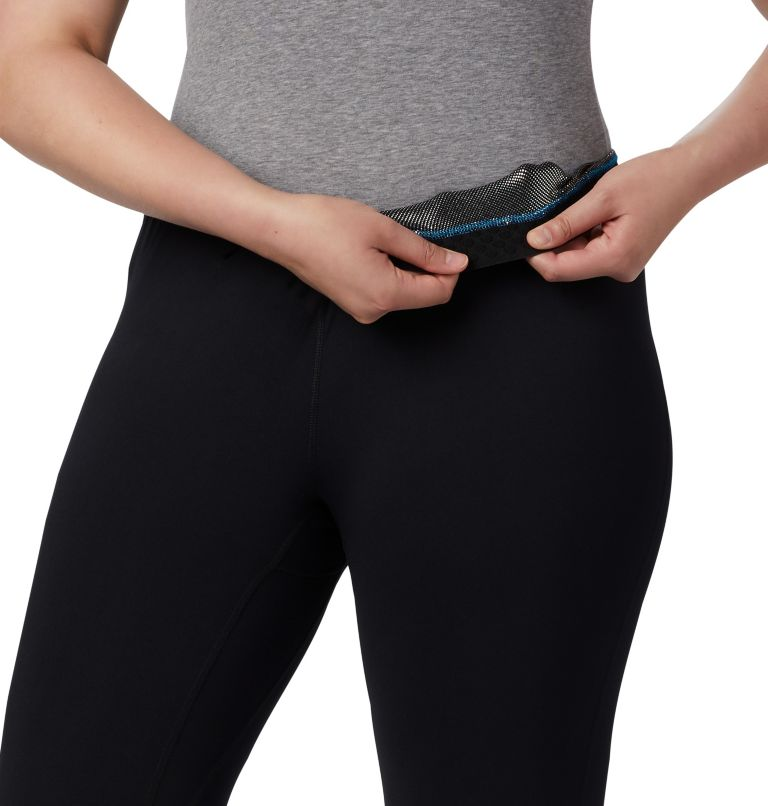 Women's Midweight Stretch Baselayer Tights - Plus Size Women's Midweight Stretch Baselayer Tights - Plus Size, a3