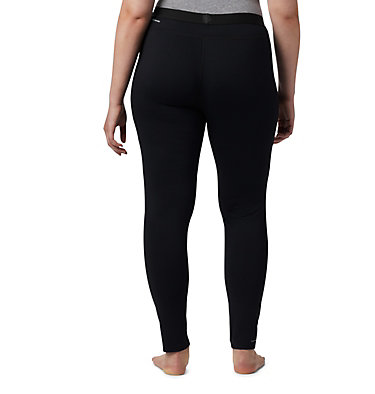 Collant Midweight Stretch pour femme - Grandes tailles Midweight Stretch Tight | 010 | 2X, Black, back