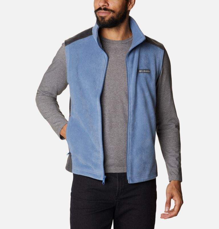 Men's Steens Mountain™ Fleece Vest Men's Steens Mountain™ Fleece Vest, a4