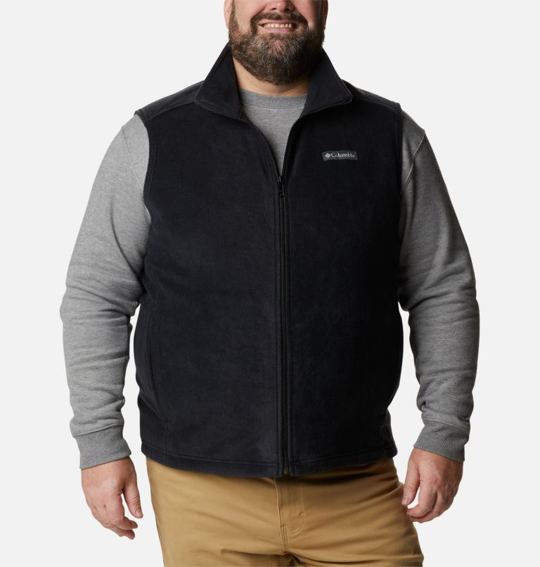 Gilet polaire Steens Mountain™ pour homme - Grandes tailles Gilet polaire Steens Mountain™ pour homme - Grandes tailles, front