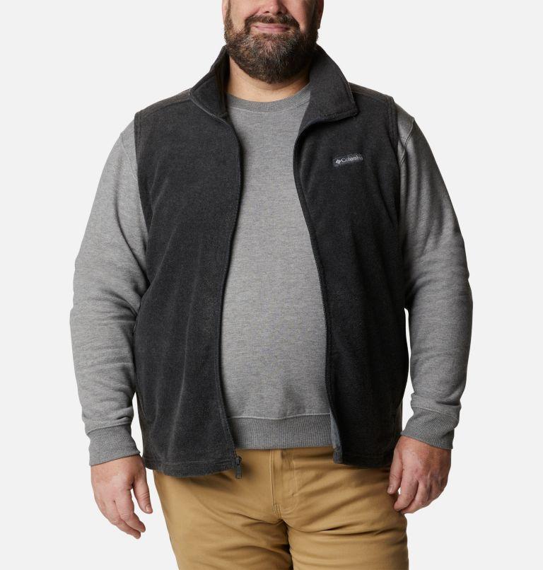 Men's Steens Mountain™ Fleece Vest - Big Men's Steens Mountain™ Fleece Vest - Big, front