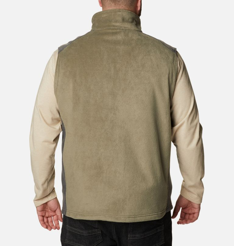 Men's Steens Mountain™ Fleece Vest - Big Men's Steens Mountain™ Fleece Vest - Big, back