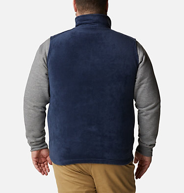 Gilet polaire Steens Mountain™ pour homme - Grandes tailles Steens Mountain™ Vest | 464 | 1X, Collegiate Navy, back