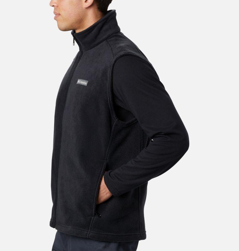 Steens Mountain™ Vest | 010 | LT Men's Steens Mountain™ Fleece Vest - Tall, Black, a1