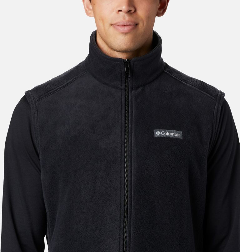 Men's Steens Mountain™ Fleece Vest - Tall Men's Steens Mountain™ Fleece Vest - Tall, a3