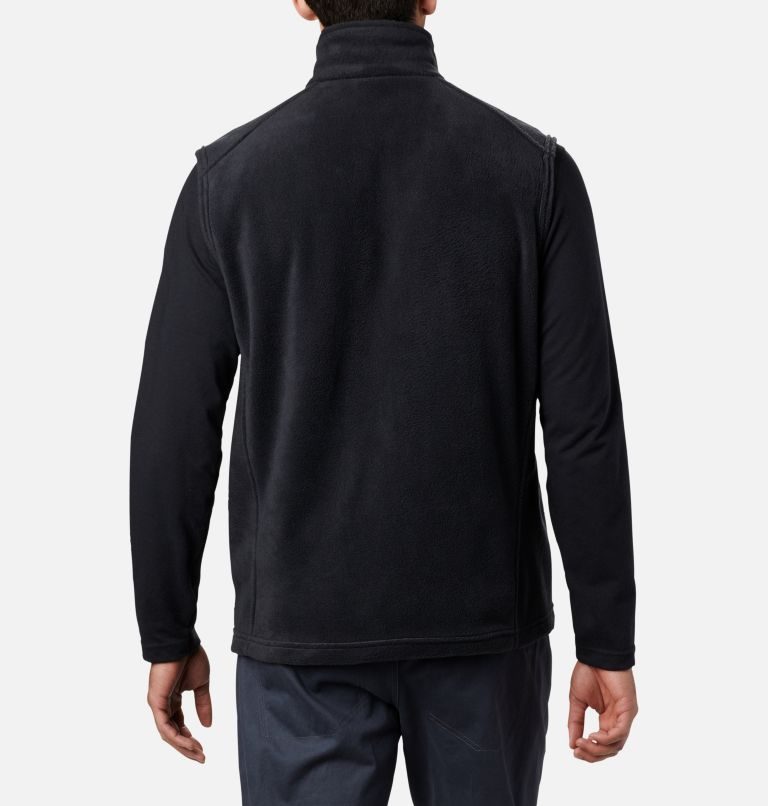 Steens Mountain™ Vest | 010 | LT Men's Steens Mountain™ Fleece Vest - Tall, Black, back