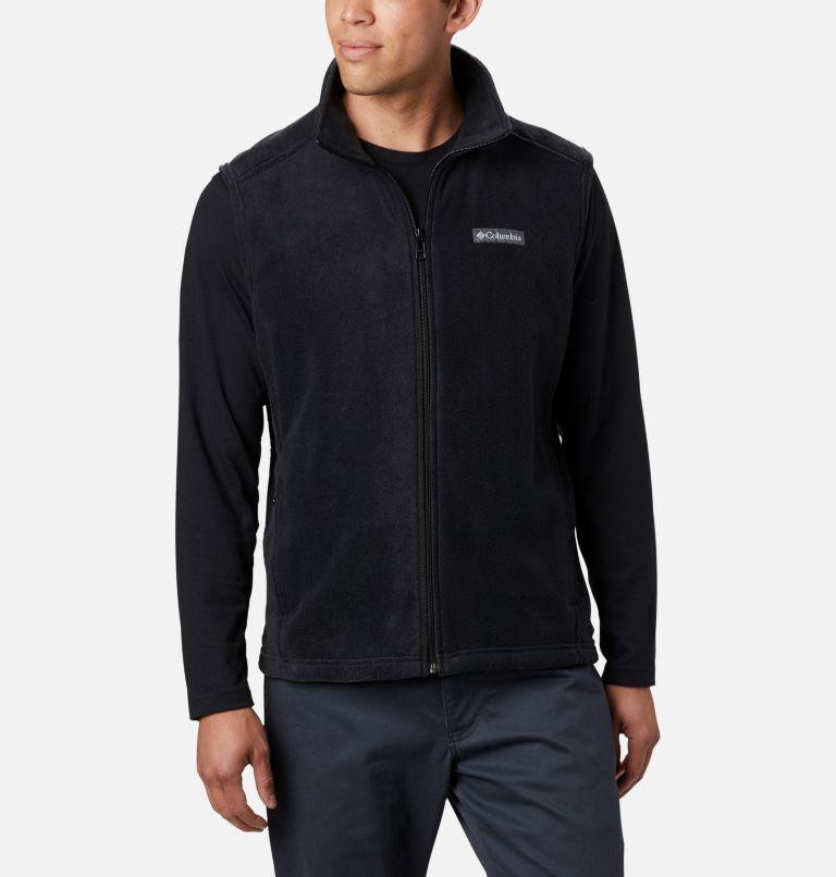 Steens Mountain™ Vest | 010 | LT Men's Steens Mountain™ Fleece Vest - Tall, Black, front
