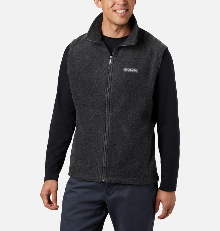Men's Steens Mountain™ Fleece Vest - Tall Men's Steens Mountain™ Fleece Vest - Tall, front
