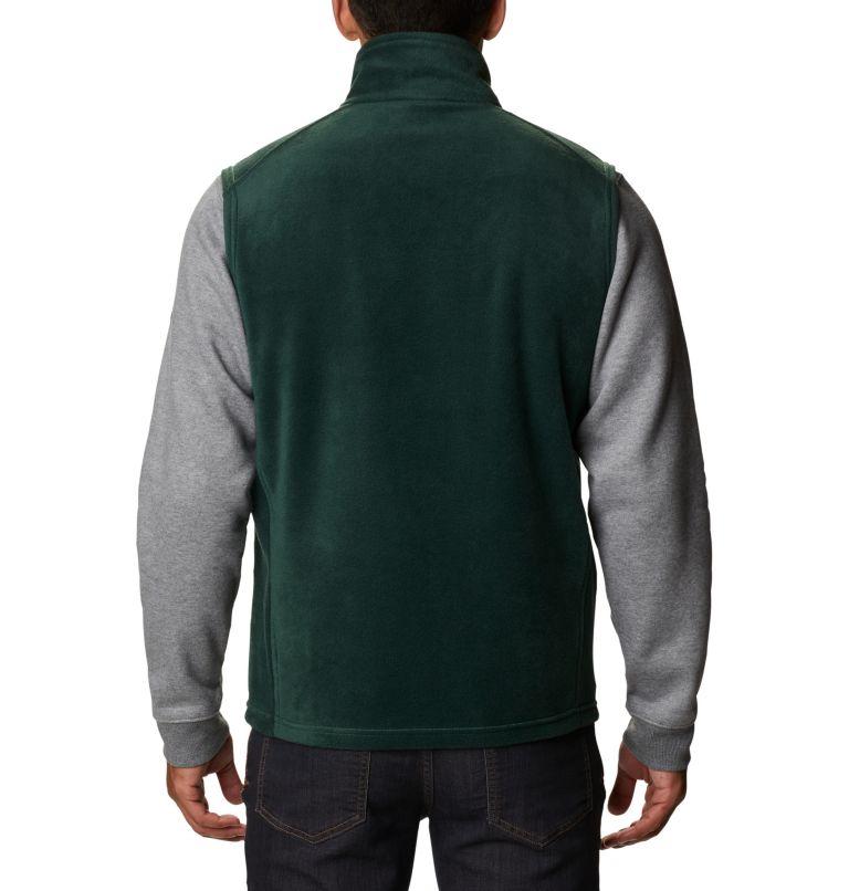 Steens Mountain™ Vest | 370 | 3XT Men's Steens Mountain™ Fleece Vest - Tall, Spruce, back