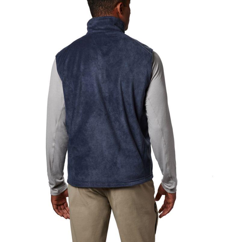 Steens Mountain™ Vest | 464 | 3XT Men's Steens Mountain™ Fleece Vest - Tall, Collegiate Navy, back