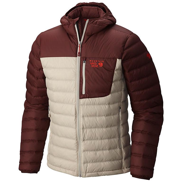 Mountain Hardwear Mens Dynotherm Down Jacket