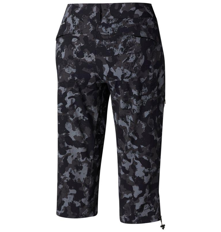 Women's Saturday Trail™ Printed Knee Pant - Plus Size Women's Saturday Trail™ Printed Knee Pant - Plus Size, back