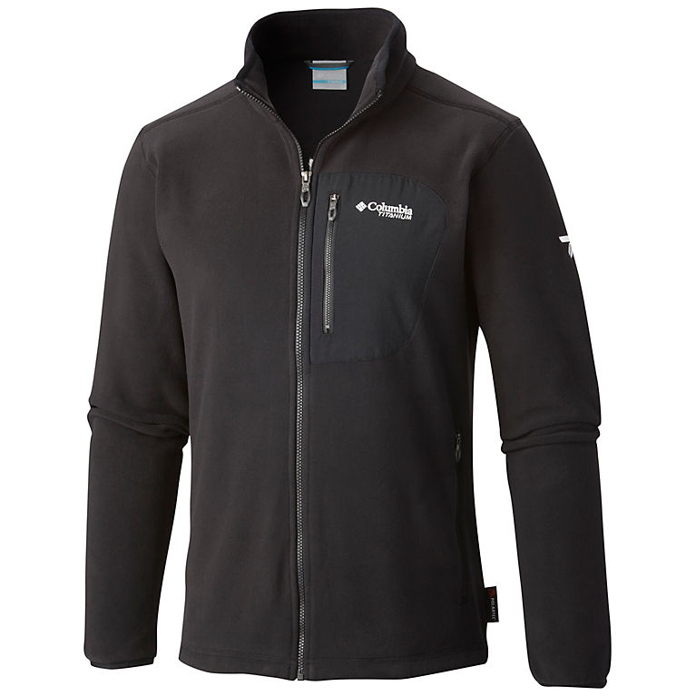 Columbia Men's Titan Pass 2.0 Fleece Jacket (various colors)