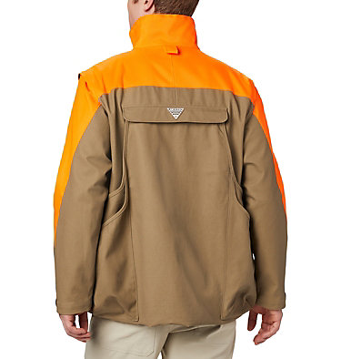Men's PHG Ptarmigan™ Interchange Parka Ptarmigan™ Interchange Parka | 250 | L, Flax, back