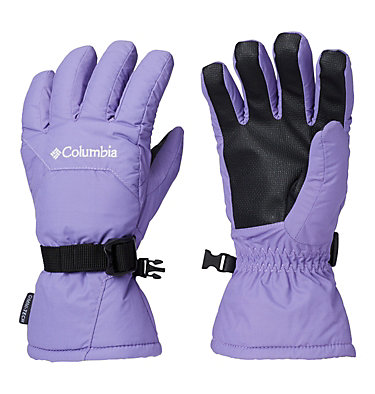 Kids' Whirlibird™ Ski Gloves Youth Whirlibird™ Glove | 597 | S, Paisley Purple, front