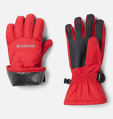 Kids' Whirlibird™ Ski Gloves Youth Whirlibird™ Glove | 011 | L, Mountain Red, a1