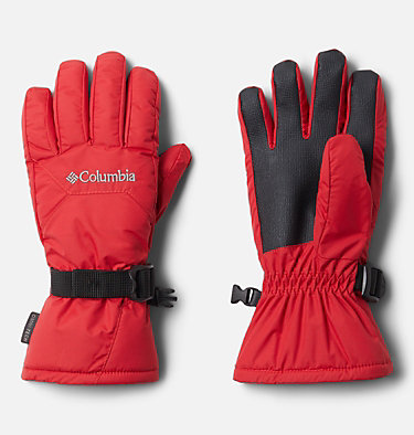 Kids' Whirlibird™ Ski Gloves Youth Whirlibird™ Glove | 011 | L, Mountain Red, front