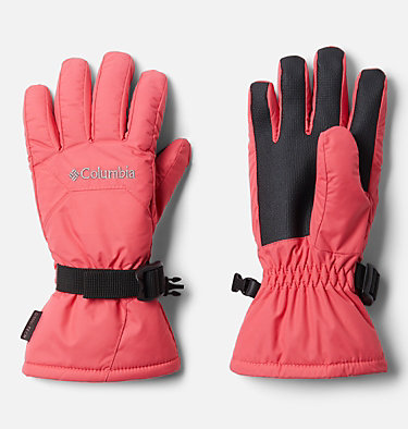 Kids' Whirlibird™ Ski Gloves Youth Whirlibird™ Glove | 011 | L, Bright Geranium, front