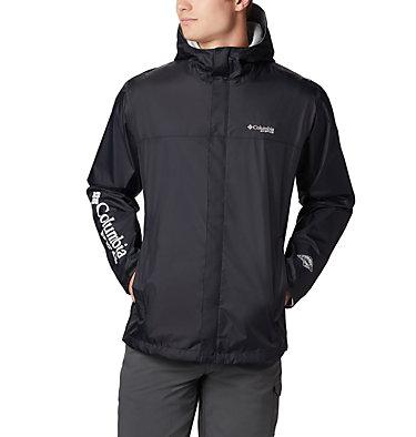 Men's PFG Storm™ Jacket PFG Storm™ Jacket | 469 | XS, Black, Cool Grey, front