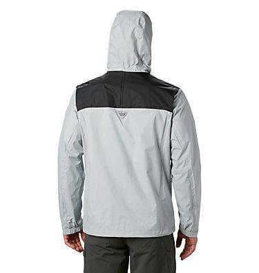 Men's PFG Storm™ Jacket PFG Storm™ Jacket | 019 | L, Cool Grey, Vivid Blue, back