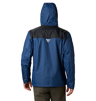 Men's PFG Storm™ Jacket PFG Storm™ Jacket | 469 | XS, Carbon, Sunlit, back
