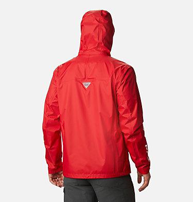 Men's PFG Storm™ Jacket PFG Storm™ Jacket | 469 | XS, Red Spark, Shark, back