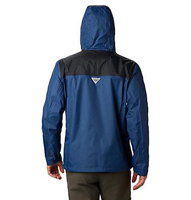 Men's PFG Storm™ Jacket – Big PFG Storm™ Jacket | 469 | 1X, Carbon, Sunlit, back