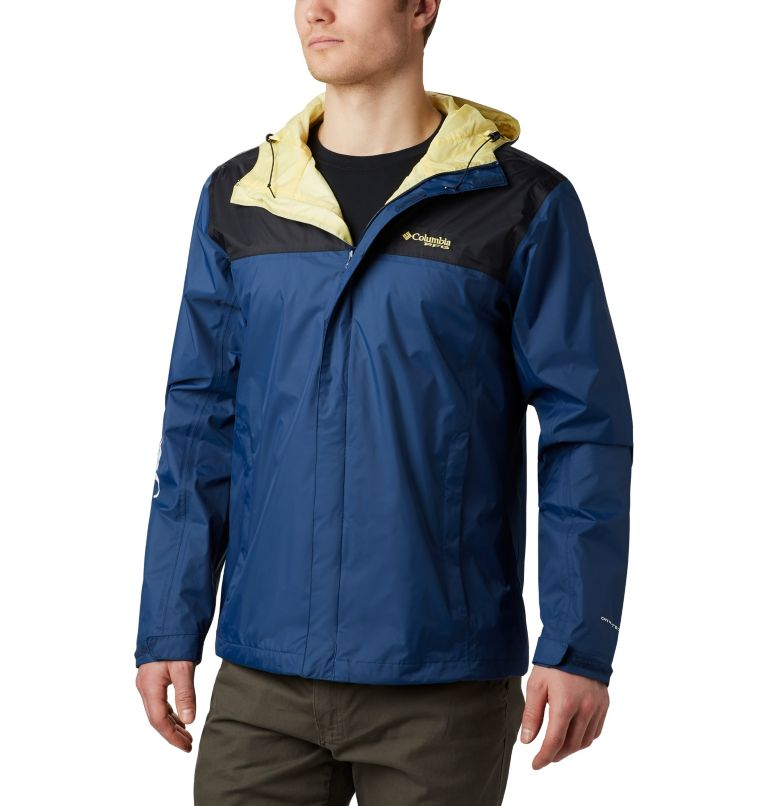 PFG Storm™ Jacket | 469 | XLT Men's PFG Storm™ Jacket – Tall, Carbon, Sunlit, front