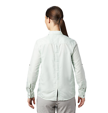 Women's Canyon™ Long Sleeve Shirt Canyon™ Long Sleeve Shirt | 549 | L, Glacial Mint, back