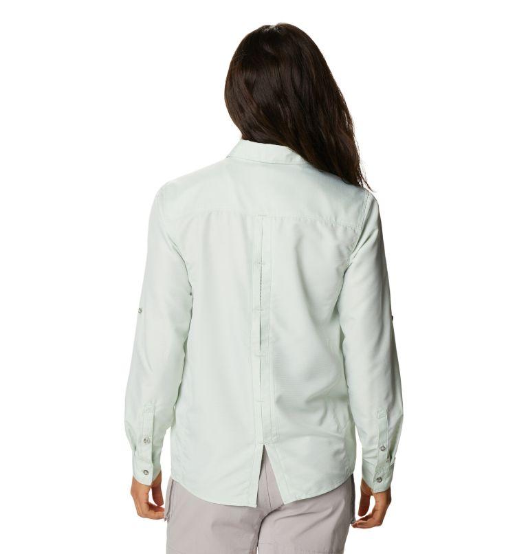 Canyon™ Long Sleeve Shirt | 388 | XS Women's Canyon™ Long Sleeve Shirt, White Fern, back