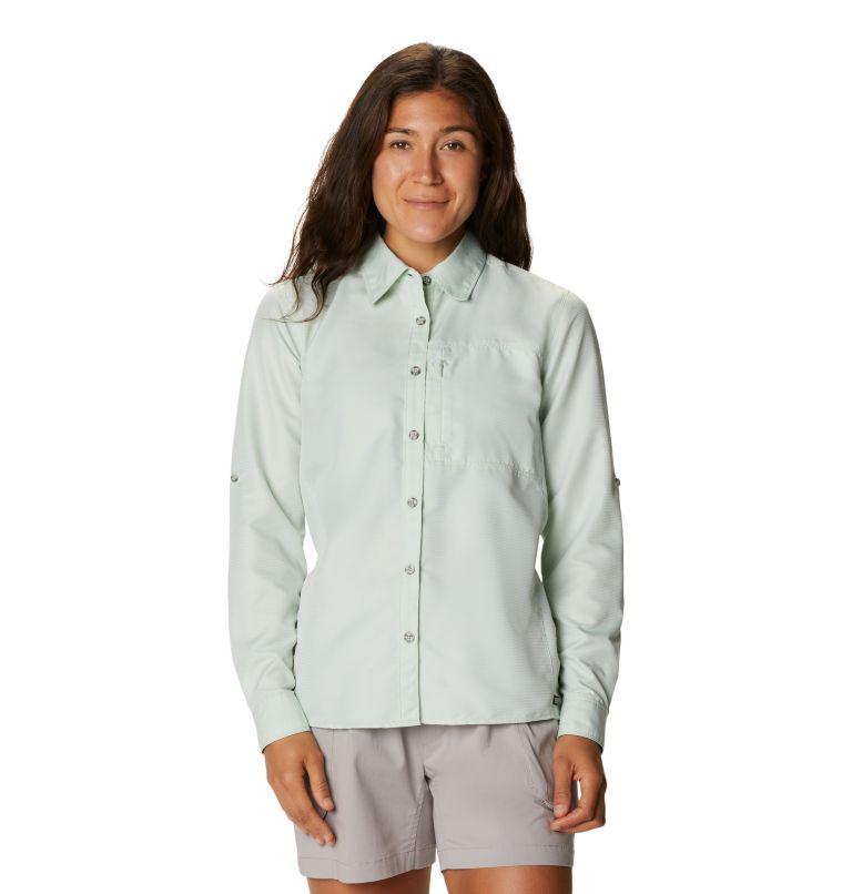 Canyon™ Long Sleeve Shirt | 388 | XS Women's Canyon™ Long Sleeve Shirt, White Fern, front