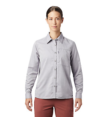Women's Canyon™ Long Sleeve Shirt Canyon™ Long Sleeve Shirt | 549 | L, Dusted Sky, front