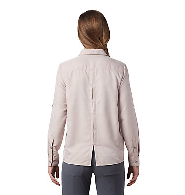Women's Canyon™ Long Sleeve Shirt Canyon™ Long Sleeve Shirt | 549 | L, Smoky Quartz, back