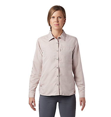 Women's Canyon™ Long Sleeve Shirt Canyon™ Long Sleeve Shirt | 549 | L, Smoky Quartz, front
