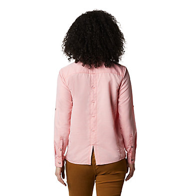 Women's Canyon™ Long Sleeve Shirt Canyon™ Long Sleeve Shirt | 549 | L, Desert Red, back