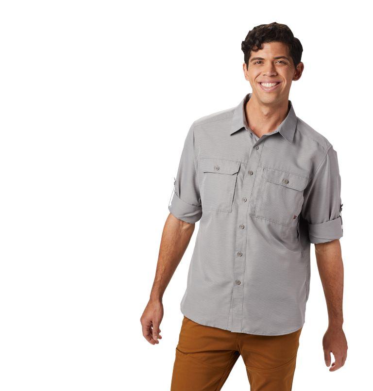 Canyon™ Long Sleeve Shirt | 073 | XL Men's Canyon™ Long Sleeve Shirt, Manta Grey, a1