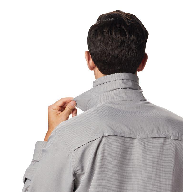 Canyon™ Long Sleeve Shirt | 073 | XL Men's Canyon™ Long Sleeve Shirt, Manta Grey, a2