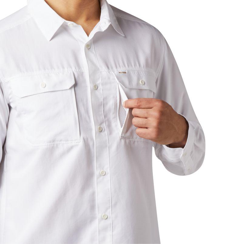Canyon™ Long Sleeve Shirt | 100 | M Men's Canyon™ Long Sleeve Shirt, White, a1