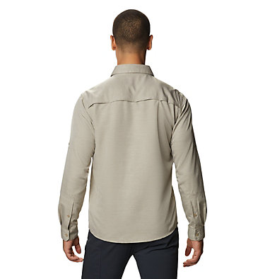 Men's Canyon™ Long Sleeve Shirt Canyon™ Long Sleeve Shirt | 100 | M, Badlands, back