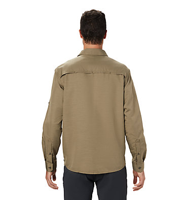Men's Canyon™ Long Sleeve Shirt Canyon™ Long Sleeve Shirt | 100 | M, Ridgeline, back