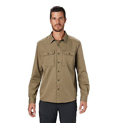 Men's Canyon™ Long Sleeve Shirt Canyon™ Long Sleeve Shirt | 100 | M, Ridgeline, front