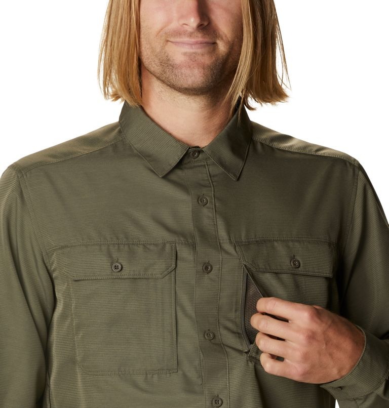 Canyon™ Long Sleeve Shirt | 253 | XL Men's Canyon™ Long Sleeve Shirt, Raw Clay, a2