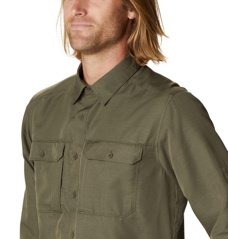 Canyon™ Long Sleeve Shirt | 253 | XL Men's Canyon™ Long Sleeve Shirt, Raw Clay, a4