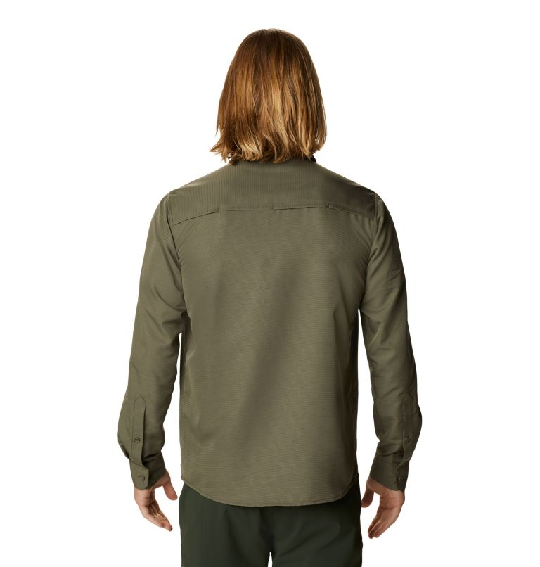 Canyon™ Long Sleeve Shirt | 253 | XL Men's Canyon™ Long Sleeve Shirt, Raw Clay, back