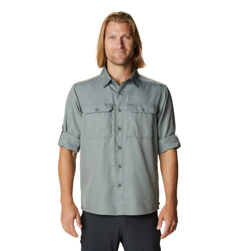 Canyon™ Long Sleeve Shirt | 339 | XXL Men's Canyon™ Long Sleeve Shirt, Wet Stone, a5