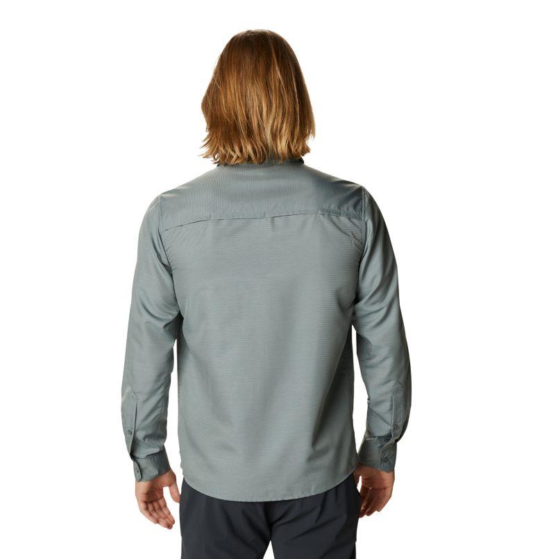 Canyon™ Long Sleeve Shirt   339   L Men's Canyon™ Long Sleeve Shirt, Wet Stone, back