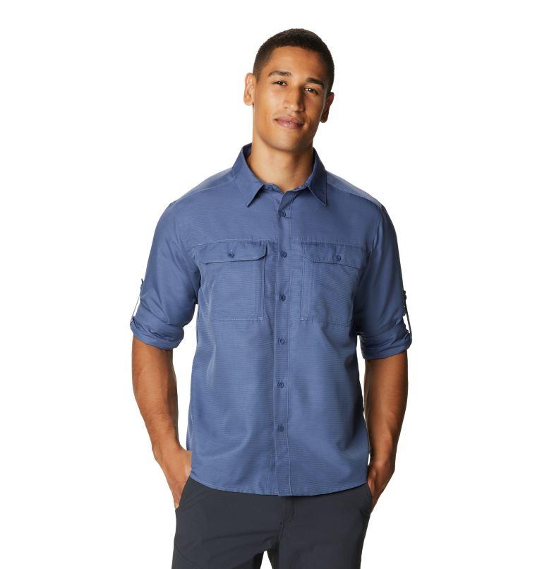Canyon™ Long Sleeve Shirt | 445 | L Men's Canyon™ Long Sleeve Shirt, Northern Blue, a5